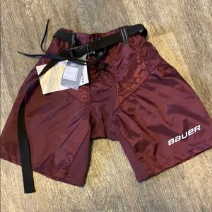 Bauer Hickey Shorts jr S/P nwts. Sports